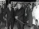 Oslavy 100. výročí založení požárního sboru v Bohdašíně (rok 1986)